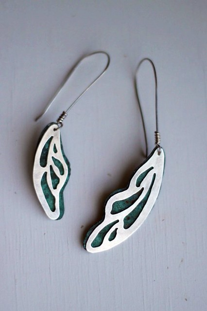 Odonata Earrings