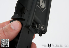 DIY AR-15 Build - Magazine Catch 04