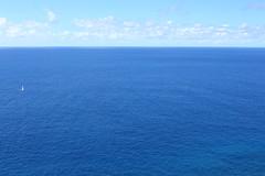 Endless Ocean Gomera (Joshua Frenster) Tags: ocean blue sea sky water meer wasser sailing ship joshua infinity horizon himmel blau segelschiff horizont joshi endless unendlich ozean endlos klarheit frenster