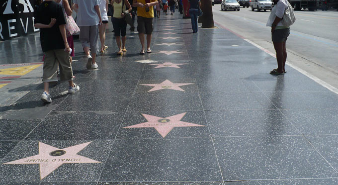 Hollywood Boulevard, USA