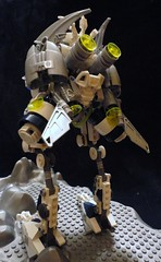 ARKOPV A-9 PHYSORNIS (nate_decastro) Tags: lego space scifi mecha mech moc chickenwalker biped