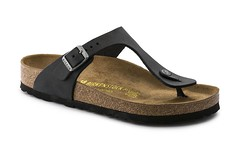 "Birkenstock Gizeh sandal black oiled leather • <a style=""font-size:0.8em;"" href=""http://www.flickr.com/photos/65413117@N03/32805842925/"" target=""_blank"">View on Flickr</a>"