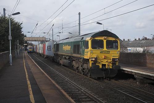 66517 at Stowmarket