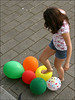 Balloons 1 (Hal Heaven) Tags: party feet balloons toes pop jewellery crushing stepping barefoot stomp crush globos smashing stomping femdom fusen luftballons bursting anklets bexigas busting balao