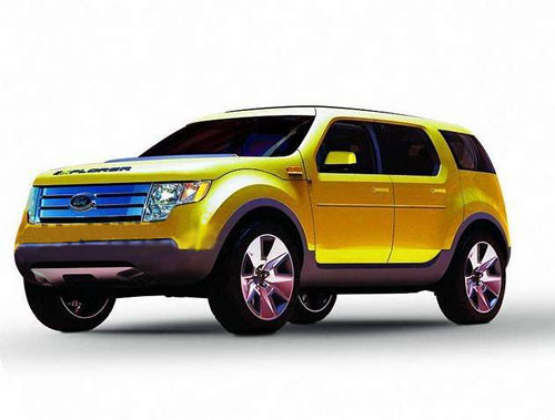 Nature HQ Wallpaper Pack 4. New-Ford-Explorer-2011--wallpaper.