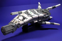 "Taiidan ""Triikor"" Interceptor (vnn) Tags: fighter lego space homeworld spacecraft swoosh shamelessselfpromotion foitsop strokemyegoplease"