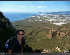 Tito y Sierra de las Moreras (Pedro Agera) Tags: ruta minas playa sierra sancristobal monte montaa cartagena senderismo escalada sendero campillo mazarron bolnuevo moreras percheles laazohia sierradelasmoreras