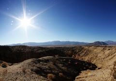 Anza Borrego Desert Vista