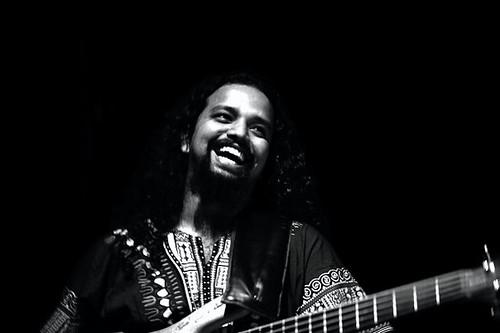 Gaurav in a concert