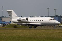 N241N - 5100 - Private - Canadair CL-600-2B16 Challenger 601-3A - Luton - 090625 - Steven Gray - IMG_4801