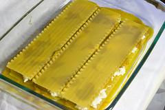 layering pumpkin lasagna 4