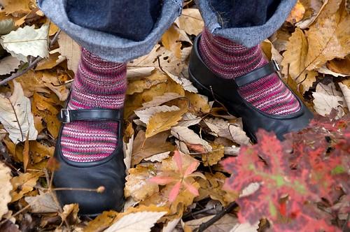 Rhinebeck Socks
