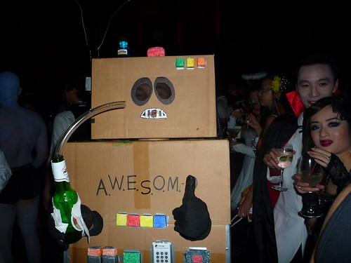 awesome robot