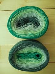 018 Green Ocean II + Green Ocean