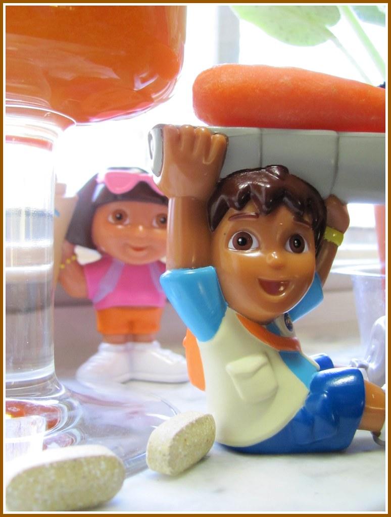 Dora and Diego Help Auntie Nightshooter09