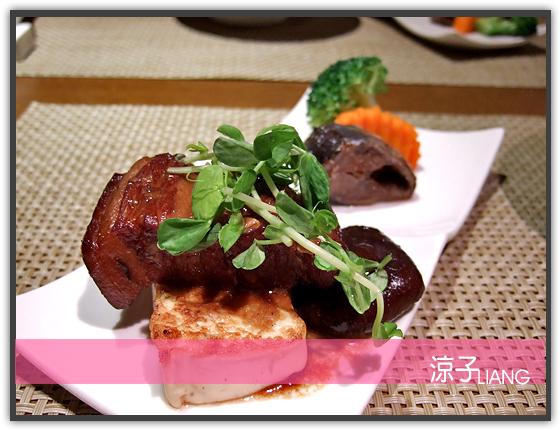 緩慢民宿 晚餐 山月慢食05
