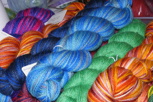 Pretty pretty skeins