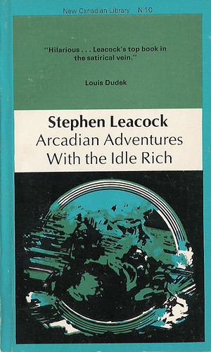 stephen leasocks arcadian adventures with the