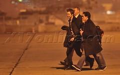 Robert Pattinson and Kristen Stewart in Paris Holding Hands (TheSpidermonkey09) Tags: paris romance newmoon holdhands robertpattinson kristenstewart teamedward robsten