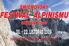 Smíchovský festival alpinismu 2009