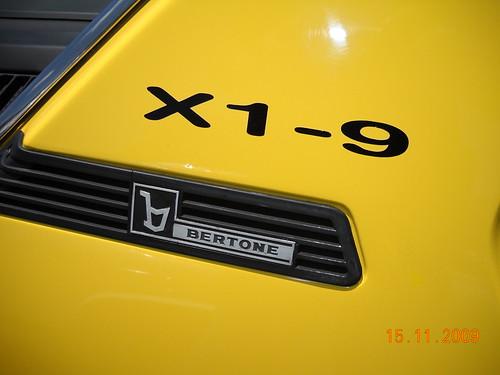 Fiat 1970s X19 pn2