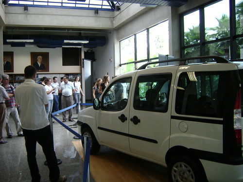 Palestra FIAT - EcoMauá