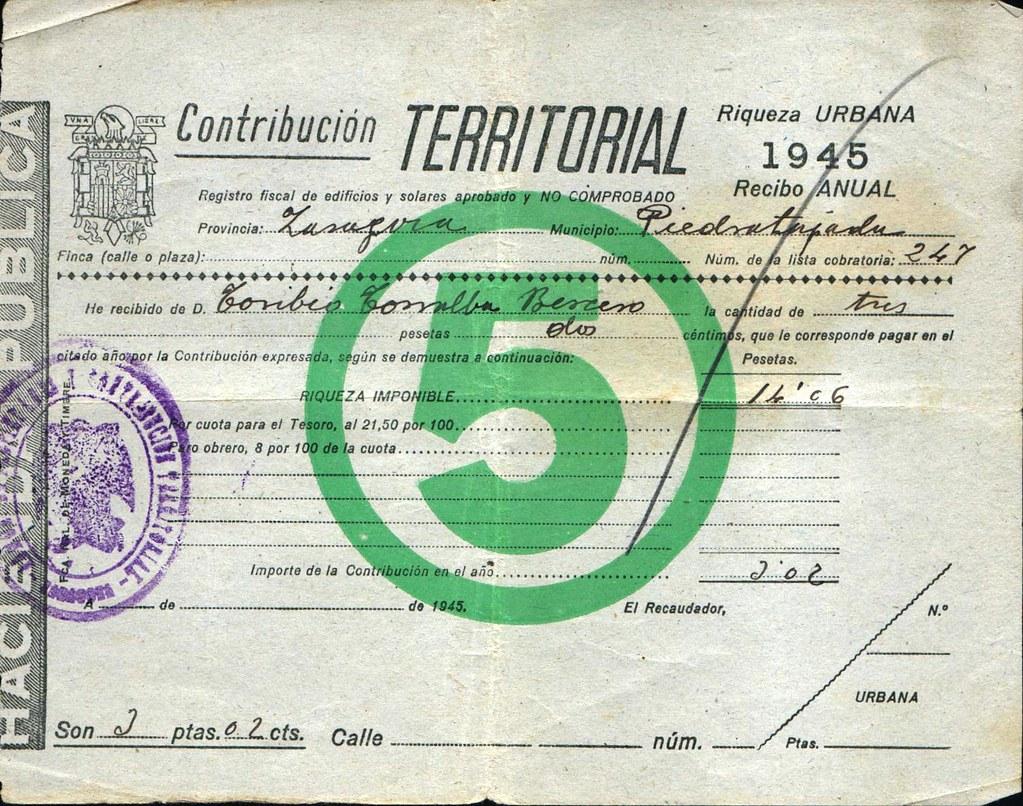 Contribución Territorial_1945_1