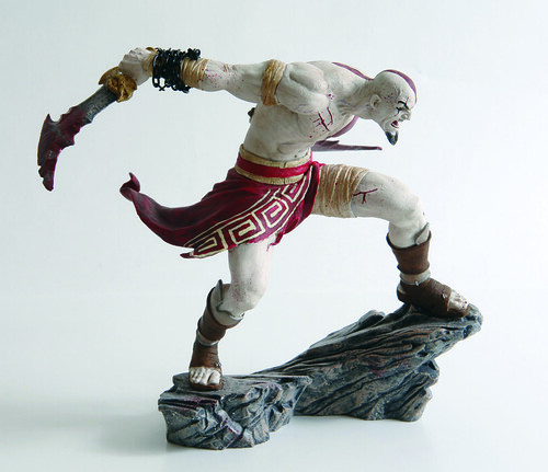 God of War Statue