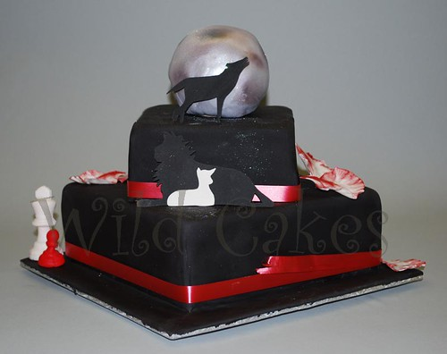 a different sort of twilight cake