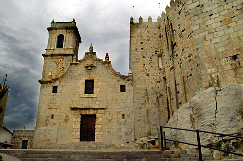 peniscola-iglesia