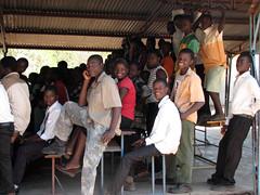 Kawaza assembly (Lise@) Tags: rps southluangwavalley kawaza