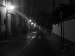 Soledad (Ro ^///^) Tags: canon noche calle granada soledad oscura realejo