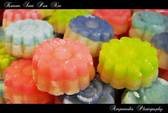 Kanom Sum Pun Nee (Thai Dessert) /  (AmpamukA) Tags: food dessert foods ancient sweet thai foreign sweety sum pun nee  kanom    ampamuka