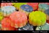 Kanom Sum Pun Nee (Thai Dessert) / ขนมสัมปันนี (AmpamukA) Tags: food dessert foods ancient sweet thai foreign sweety sum pun nee อาหาร kanom ไทย ขนม หวาน ampamuka สัมปันนี