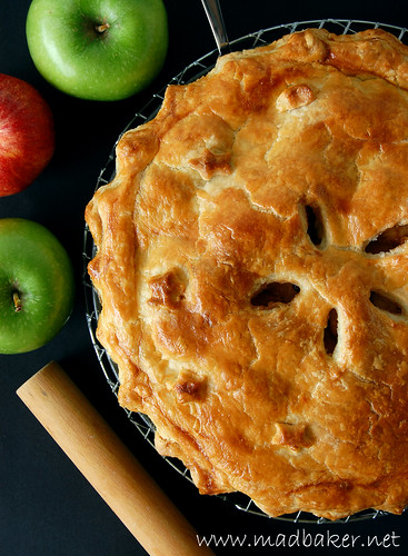 Double Crusted Apple Pie