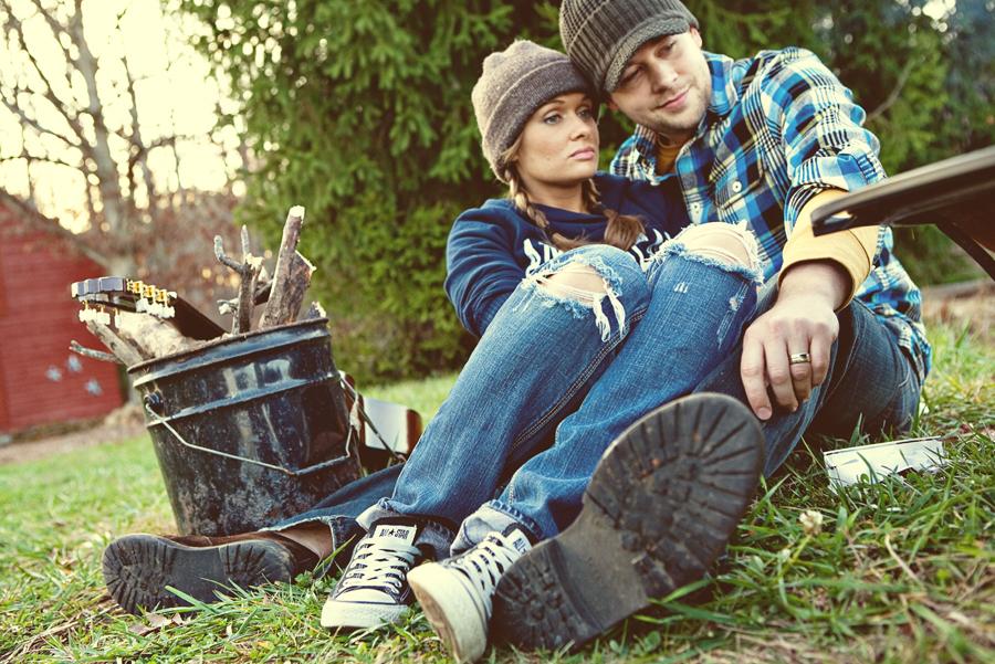 Sara and Todd ~ Anytime Shoot