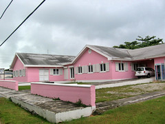 Pink hospital, Harbour Island (Paul McClure DC) Tags: architecture historic bahamas eleuthera harbourisland briland dunmoretown dec2009