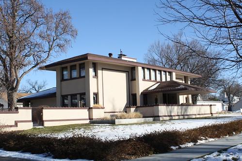 Eliza Sutton house - whitewall buick