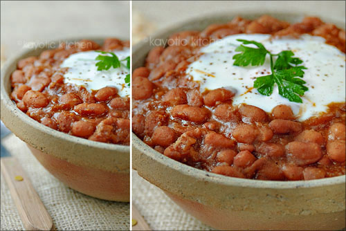 Kay's Pot of Beans