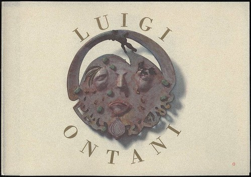 Luigi Ontani (self titled artist catalogue), 2004