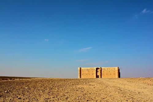 Jordan - Desert Castles - 28