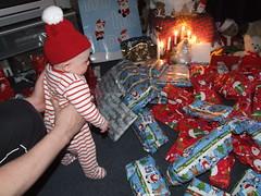 Thomas' First Christmas