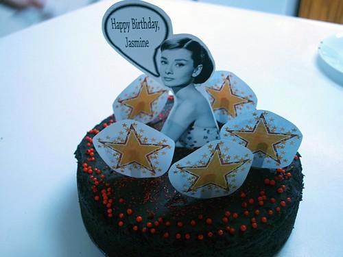 Jasmine's Birthday Cake