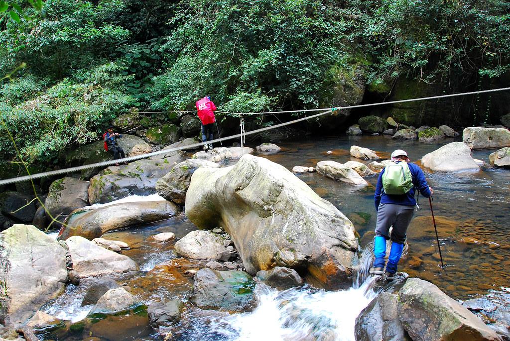 第二段過溪