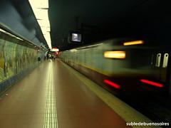 D001 | Catedral | Lnea D (Subte de Buenos Aires) Tags: buenosaires metro catedral subte subterraneo materfer linead