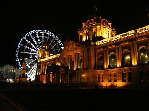 Belfast City Hall & Wheel