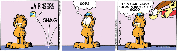 Garfield: Lost in Translation, January 23, 2010