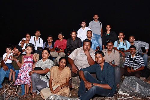 DP meet at Cherai Beach