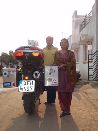 Chaitanya & Anjana