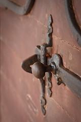 St Werburghs Chapel Door Handle Built 1872 (Briarah - aka Tina) Tags: door old metal canon handle rustic chapel albany westernaustralia doorhandle reallyold 1872 mountbarker stwerburghs canon400d briarah1969 briarah georgeedwardegertonwarburton